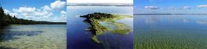 отдых на шацких озерах озеро Свитязь
