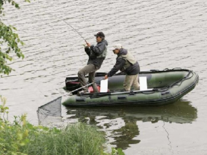 Рибалка на Свитязе. Відпочинок на Світязі 2018