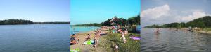 Фото відпочинок на шацьких озерах озеро Свитязь. Пляж